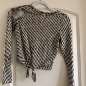 American Eagle Outfitters Tops - American Eagle Soft & Sexy crop top